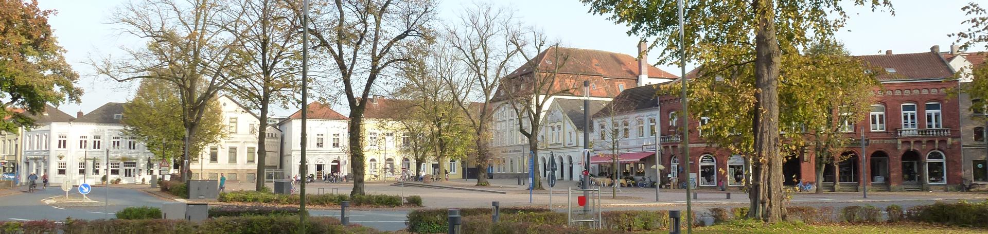 Banner Schloßplatz