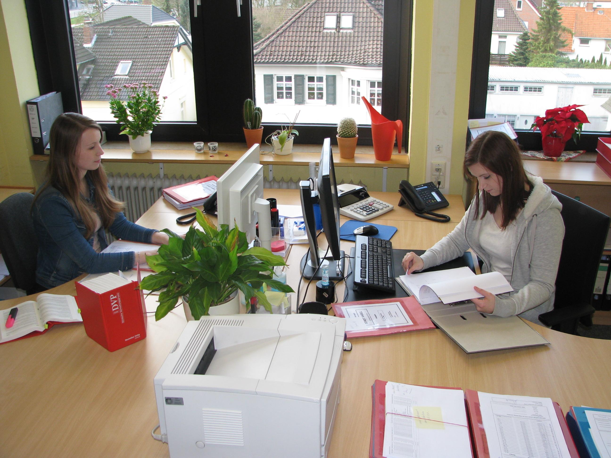 Ausbildung Zur Verwaltungsfachangestellte