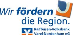 Logo Raiffeisen-Volksbank Varel-Nordenham©Raiffeisen-Volksbank Varel-Nordenham eG