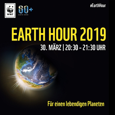 Earth Hour 2018 © WWF