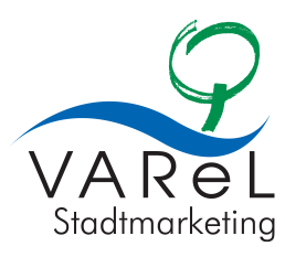 Logo Stadtmarketing Varel GmbH © Stadtmarketing Varel GmbH